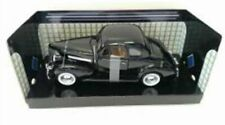 Chevrolet Coupe 1939 - Black, Classic Metal Model Car, Motormax 1/24