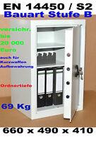 Wertschutzschrank Tresor,Möbeltresor Safe ,EN-14450 in S2,schwere Bauart,Stufe B