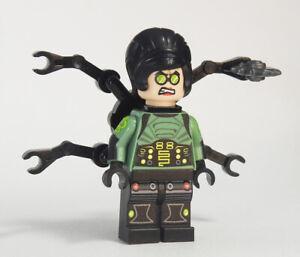 Custom minifigures Marvel Doc Ock on lego brand bricks