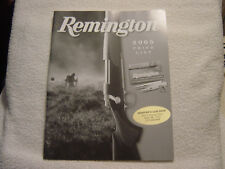 Remington 2005 price list catalog