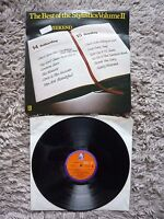 The Stylistics The Best Of Stylistics Vol II Volume 2 Vinyl UK 1976 H&L LP EXC