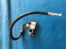 BMW Mini One/Cooper/S IBS Negative Battery Cable/Lead (7603567) 2007 - 2016
