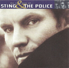 STING & THE POLICE - Very Best of - 1997 18 Track CD
