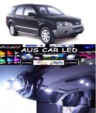 Ford Territory 2 2006+ White LED Interior Light upgrade Kit (6pce)