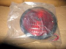 Vintage K-D Lamp Co. 756f dot ist 72 Red stop tail turn lamp NOS