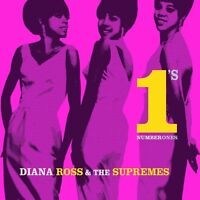 Diana Ross & the Supremes - Number Ones [New Vinyl] Holland - Import