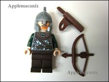 NEW LEGO Lord of the Rings LOTR 9471 Urak Uruk-Hai Army Rohan Soldier Archer Bow
