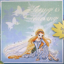 Disney Fairy - Rani – Anchor counted cross-stitch kit