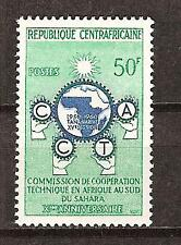 Central Africa # 3 Mnh Technical Cooperation