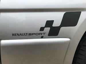 Renault Sport car/ van stickers decals