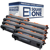 Compatible Toner Cartridge Replacement for Brother TN750 TN720 (Black, 8-Pack)