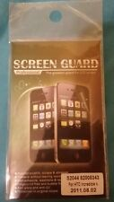 SCREEN Guard per HTC Incredible S PROTEGGI SCHERMO per Schermo LCD
