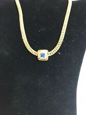 Necklace 14 Inch With Heavy Gold Chain And Beautiful Pendant S 31+