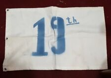19th Hole Pin Flag