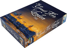 The Great Fire of London 1666 - Board Game - New -{ FREE Game Offer }-