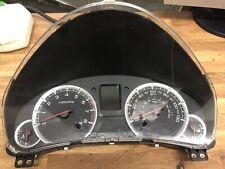 Suzuki Swift 2012 SZ3 1.2 Petrol Speedometer Instrument Cluster  Mileage 66K