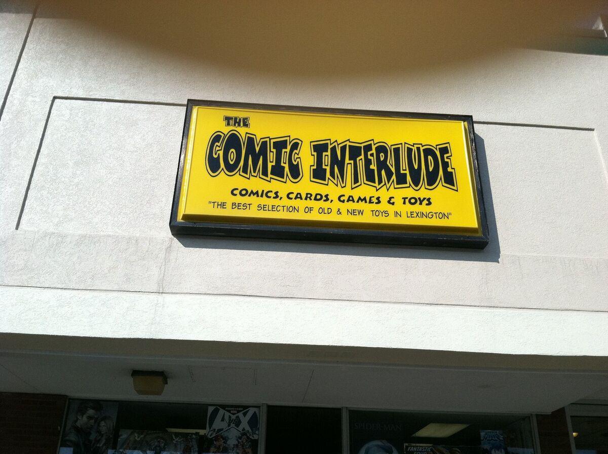 ComicInterlude