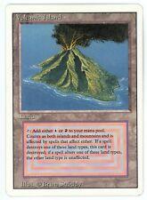 ***1x Volcanic Island*** MTG Revised -Kid Icarus-