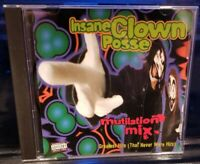 Insane Clown Posse - Mutilation Mix CD Psy-4011 twiztid esham mike e. clark icp