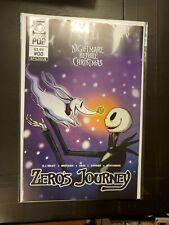 Nightmare Before Christmas Zero's Journey #00