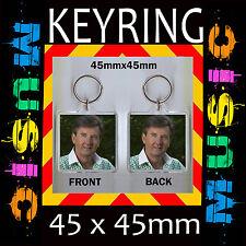 DANIEL O'DONNELL - KEYRING –KEY CHAIN-45X45MM- CD109s