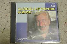 Rare Japan Raymond Lefevre CD- Allegro De La 40e Symphonie De Mozart