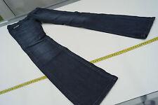 Doozy Diesel donna jeans pantaloni anca Stretch 28/34 w28 l34 STONE WASH darkblue #46