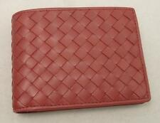 Bottega Veneta Interwoven Leather Wallet +coin pocket- Boxed  Great Gift