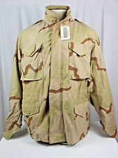 NEW Military Field Coat Cold Weather  8415-01-325-6446 Desert Camo - Large Reg