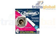 Sound PANE lungo Xtreme foglio di riduzione del rumore-Altoparlante - 254 mm x 254 mm-DYNAMAT