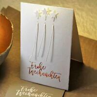 Star Moon Heart Metal Cutting Dies Stencil DIY Scrapbooking Album Paper Cards