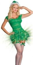 "Electric Elf Light Up Costume ""Size S"""
