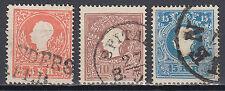 Österreich Kaisertum Mi.Nr. 13-15 I gestempelt Mi.Wert 105€ (6434)