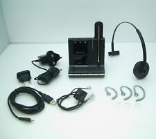 Plantronics Savi W740/A-M Convertible Wireless Phone Headset W740-M for MOC Lync