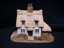 Retired Lilliput Lane Clare Cottage 1985 with box pamphlet and deed