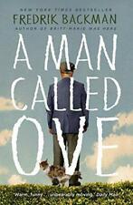 A Man Called Ove, Backman, Fredrik, Good Condition Book, ISBN 9781444775815