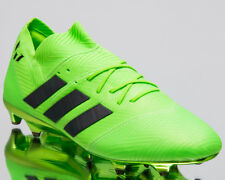 adidas Nemeziz Messi 18.1 FG Men New Soccer Football Solar Green Cleats DA9586