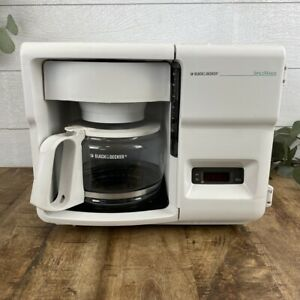 BLACK & DECKER SPACEMAKER SPACESAVER 12 CUP COFFEE MAKER MODEL ODC350 TYPE 1