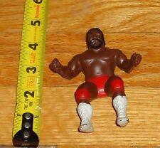 1985 WWF WWE LJN JYD Junkyard Dog Thumb Wrestling figure NWA
