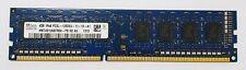 Hynix 4GB DDR3L 1600MHz Desktop PC RAM ~~ PC3L 12800U Non-ECC Memory 1Rx8 1.35v