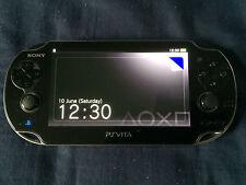 Playstation Vita (PCH-1003) Wi-Fi Inc carte mémoire 4 Go bon état avec FIFA 13