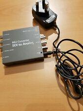 Blackmagic Design Mini Converter - SDI to Analogue - Convert SDI in SD, HD