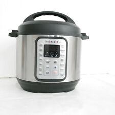 Instant Pot Viva 6-Quart 9-in-1 Multi-Use Pressure Cooker 112-0022-01