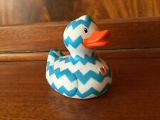 BUD Collectable Luxury Rubber Duck - ZIGZAG (2018)
