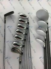 MD Golf Seve Icon Irons Driver 2 x Fairways & Hybrid Putter Mens RH Full Set