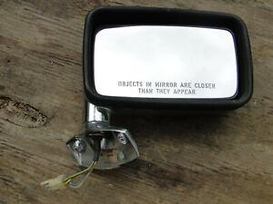 Jaguar XJS Right Passenger Door Power Adjust Mirror OEM 1984-87 GENUINE BBC4962