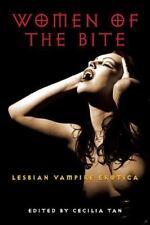 Women of the Bite: Lesbian Vampire Erotica-ExLibrary