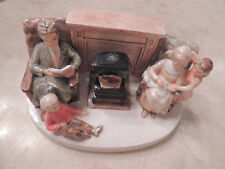 Sebastian Miniatures America Remember Family Reads Aloud beautiful great present
