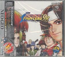 New Neo Geo CD The King of Fighters '98 Limited Edition Japan JP GAME z4576