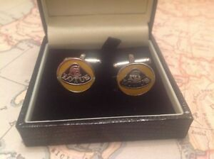 LOTUS ELISE CUFF LINKS SILVER COLLECTABLE BNIB